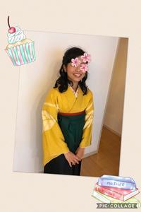 卒業シーズン到来 -  出張着付け きもの沙羅  **小林豊子きもの学院 藤沢教室**