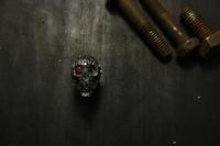 MOHICAN XXXXX MHR-03 / Art of Skull ring アートオブスカルリング - アクセサリー職人 モリタカツヤ MOHICAN XXXXX  Jewelry Factory KUROBE