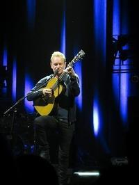 Sting Live in NYC - NYの小さな灯り ~ヘアメイク日記~