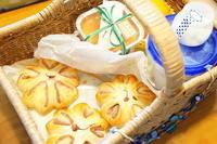 3月後半*桜のあんぱんレッスンが始まりました -         川崎市のお料理教室 *おいしい table*        家庭で簡単おもてなし♪