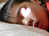 ぐっすり眠る - ~ワンパク五歳児子育て中~