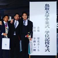 2017 Luzcafe staff 大学生 卒業 - 裏LUZ