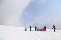 雪深い氷ノ山(^o^)/ - デジタルフォト日記