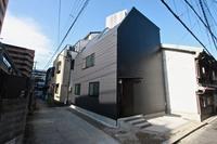 大阪市 天神橋の家。 - 家をつくることを考える仕事をしています。 Coo Planning