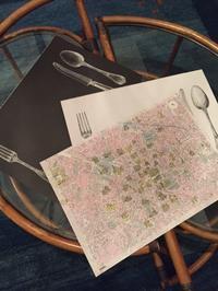 ペーパーランチョンマット【イタリア】 - ひと・モノ・くらし~つくばの小さな雑貨店『motomi』~