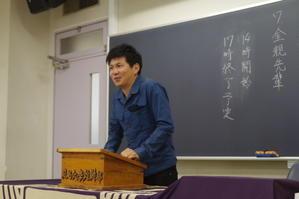 H29/3/20 追いコン - 明治大学雄弁部公式ブログ