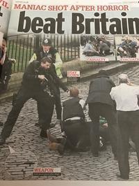 ロンドンテロ 5人死亡、40人が負傷 ー新聞紙面はどんな感じか - 小林恭子の英国メディア・ウオッチ