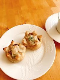 ゴルゴンゾーラとメープルのパン・ド・セーグル - owl's bread パン日記