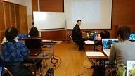 青谷パソコンサークルの講習と総会 - よろず日記