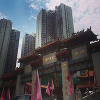 香港&マカオ2016/黄大仙→IC - portagioie