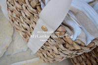 """""""MyLanka Basket Bag...3/23thu"""" - SHOP ◆ The Spiralという館~カフェとインポート雑貨のある次世代型セレクトショップ~"""