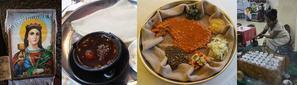エチオピア料理 インジェラで手食・・・のイベントもございます - kimcafeのB級グルメ旅