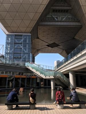 東京モーターサイクルショー - ああ、たちごけ人生