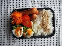 3/23(木)ウインナー弁当 - ぬま食堂