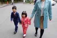 お宮参り - キキフォトワークスのKiki日記