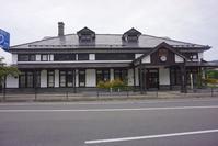 旧室蘭駅者(室蘭観光協会観光インフォーメーションセンター) - レトロな建物を訪ねて