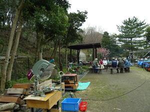 うみべの森を育てる会:3月度運営委員会 - 活き生き in 岬町