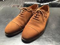 ヴィンテージシューズは手入れしたから履く!!! - 玉川タカシマヤシューケア工房 本館4階紳士靴売場