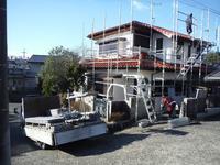 屋根・外壁塗り替え ~ 工事終了です。 - 市原市リフォーム店の社長日記・・・日日是好日