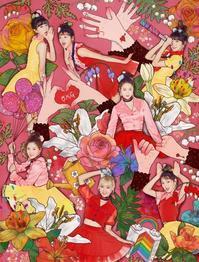 "OH MY GIRL、ニューアルバム「Coloring Book」予告イメージを公開…愛らしい""ピンクコンセプト"" - Niconico Paradise!"
