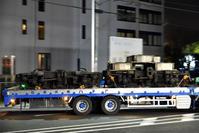 (( へ(へ´ω`)へ < 能勢電1700系1758F廃車陸送 - 鉄道ばっかのブログ