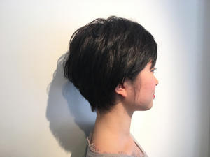ショートヘアが素敵です。 - COTTON STYLE CAFE 浦和の美容室コットンブログ