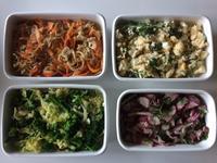 常備菜を作る・・・3/23 - vegechi