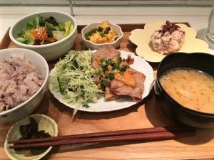 栗原さんちの選べるお昼ごはん 再び♪ - la la la kitchen 2 ♪