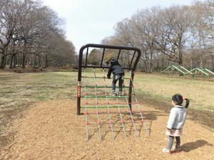 野川公園 - いつでも夢をもって