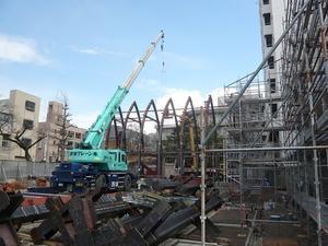 進捗状況「聖ヨハネ乳児保育園建て替え工事」 - NAGASAKAGUMI-blog