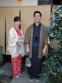 春のお着物らしく。 - 京都嵐山 着物レンタル&着付け「遊月」
