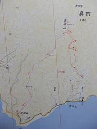 岳浦山(491m) - 老猿の山日記
