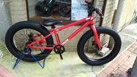 CHARGEBIKESのジュニア用ファットバイク!?      「Cooker Maxi24」 - 大岡山の自転車屋TOMBOCYCLEのblog