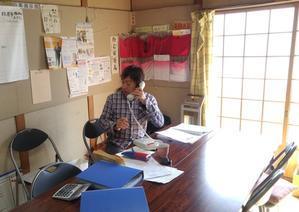 3/24(金)事務所で・・・ - 宝塚市議会議員 田中 こう