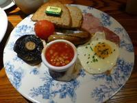 ロンドン旅行記5日目 - Chelsea Cafe