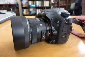単焦点レンズを手に入れました - 偏屈オヤジのライフログ