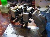 今日のジオ - Hyper weapon models 模型とメカとクリーチャーと・・・