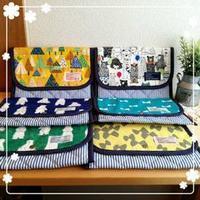 入園入学セット*&母子手帳ケース - ふわふわfuwa-ri