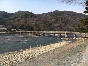 (京都名所)渡月橋 / Togetsukyo - Macと日本酒とGISのブログ