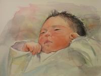 ここ1週間の出来事 - 大島ひろ子水彩画ブログ
