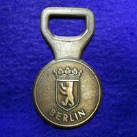 栓抜き・ドイツ「ベルリン紋章」 - 軍装品・アンティーク・雑貨 パビリオン