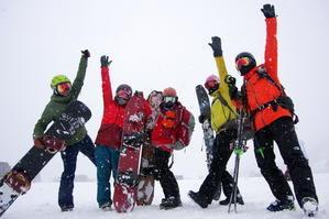 2017年3月24日 かぐらの様子 まるでハイシーズン!な一日でした  - スノーボードが大好きっ!!~ snow life in 2016/2017~