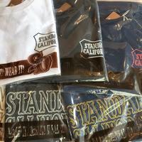 スタンダード・カリフォルニア ロゴTeeシャツ2型 - BEATNIKオーナーの洋服や音楽の毎日更新ブログ