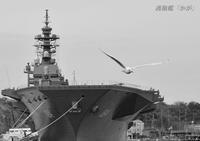 新・海自最大の護衛艦「かが」 - 写愛館
