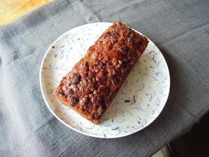 深夜に焼くフルーツケーキ - 詩う食卓