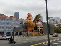 変わりつつあるチャイナタウン - 気になるシンガポール+α by Lee