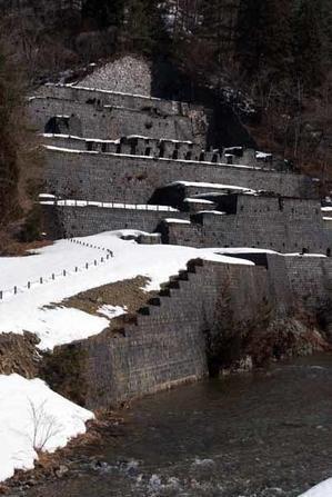 雪解けの荒川鉱山 - 萩原義弘のすかぶら写真日記