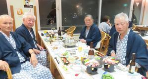 54年前会社同期入社有志懇談 - 杉ちゃんが行く!6