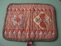 ソーイングケースに少し手を加えてみた - ミシン 縫い縫い日記
