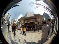 超広角カメラ Entapano2 其の3 - tomotomo